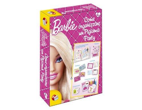 Libro Barbie: come organizzare un pigiama party