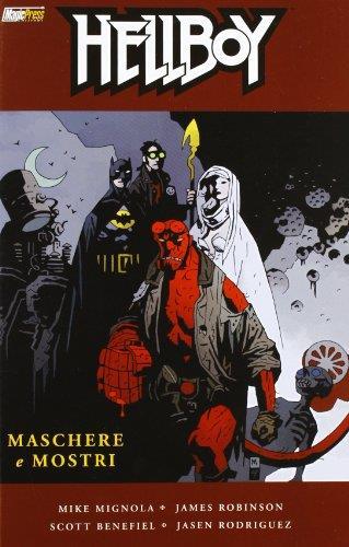 Maschere e mostri. Hellboy