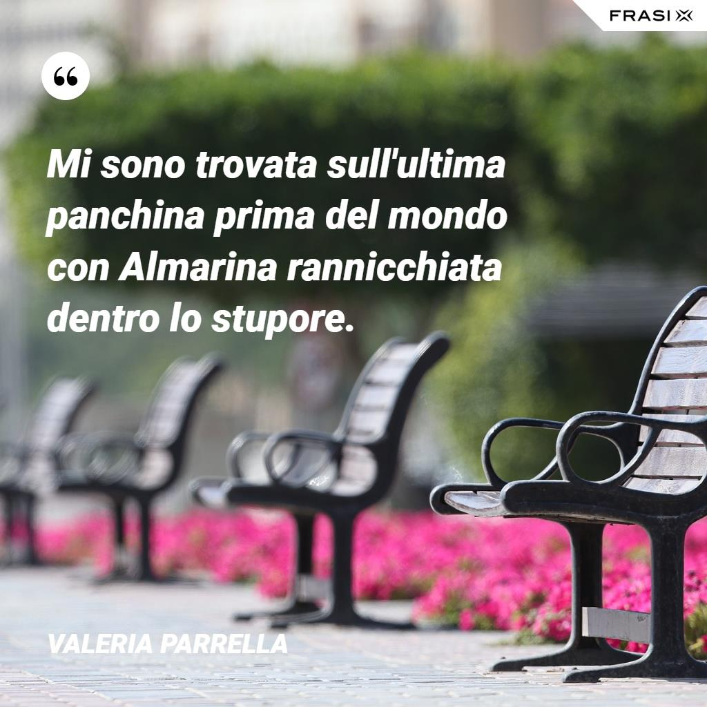 Una citazione di Almarina