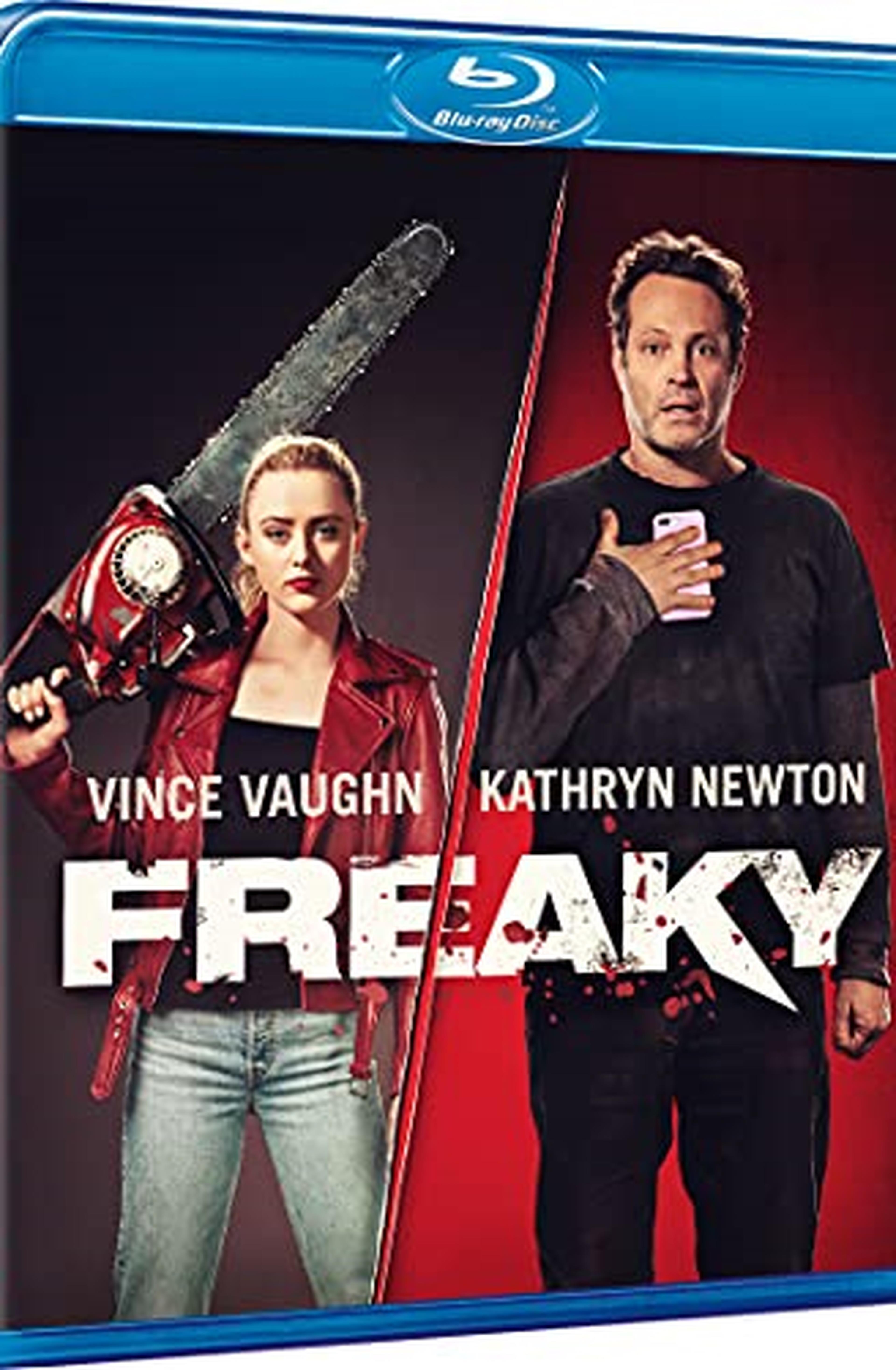 Freaky (Blu Ray)