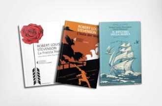 Tutti i romanzi d'avventura di Robert Louis Stevenson