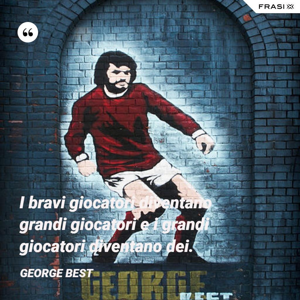 Immagine con frase di George Best