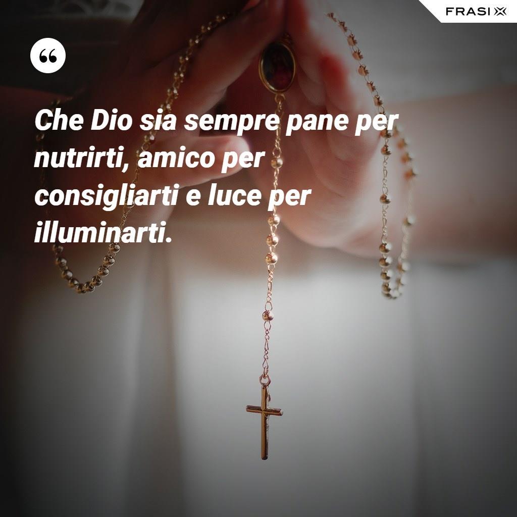 Immagini rosario con citazione Cresima per i biglietti d'auguri