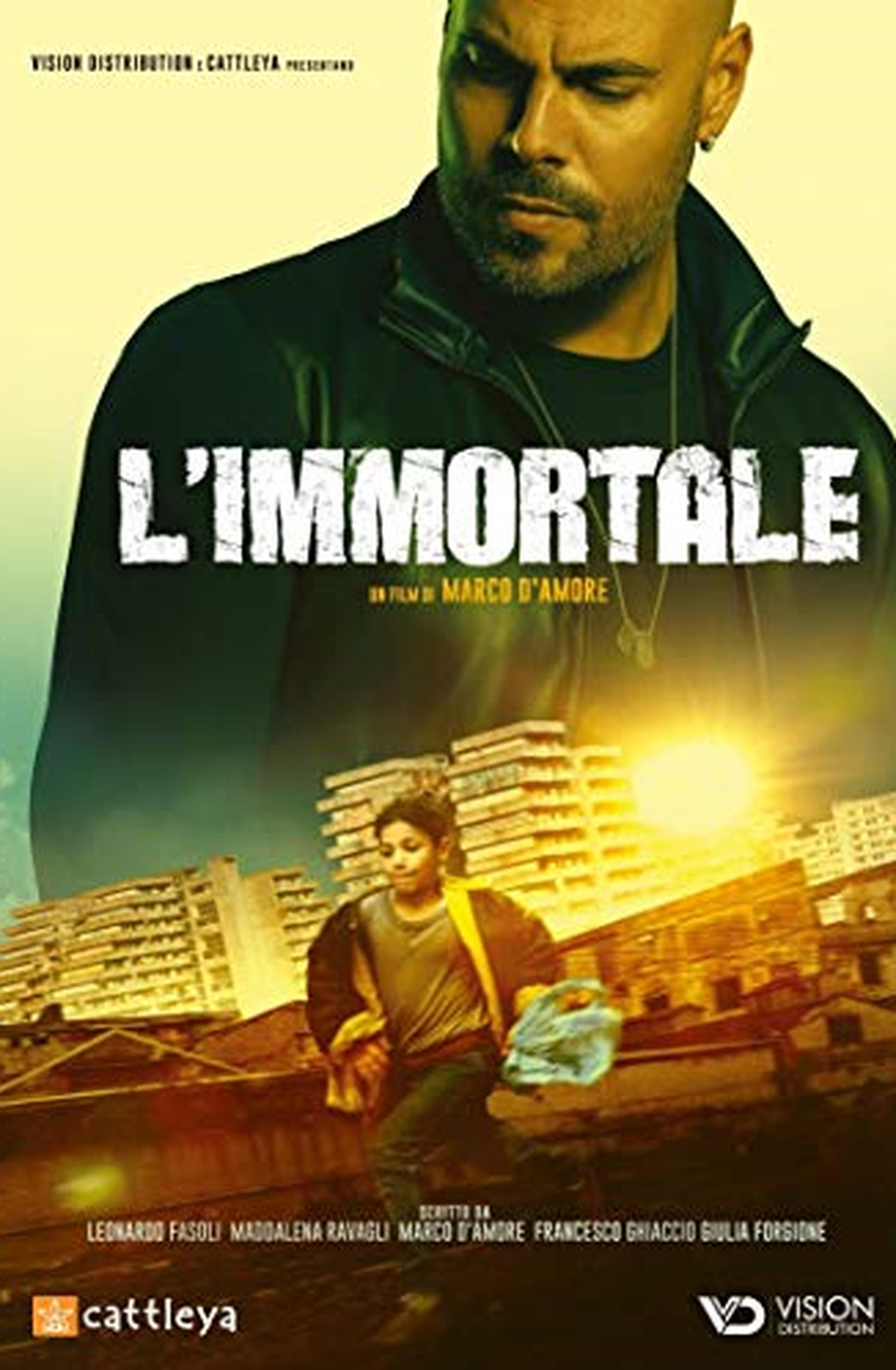 L'Immortale (DVD)