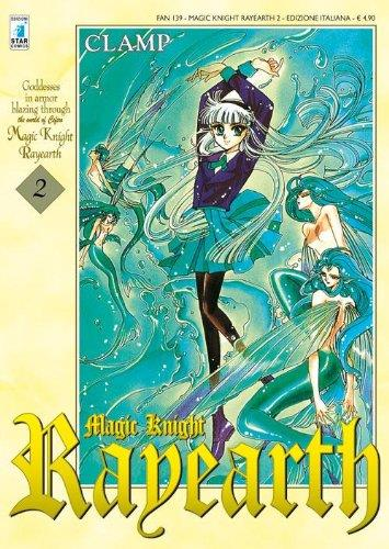 Magic knight Rayearth: 2