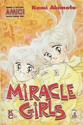 Amici(Miracle Girls) N 27 Ed.Star Comics