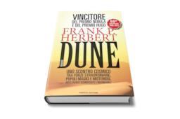 I sei volumi della saga di Dune nell'edizione Fanucci