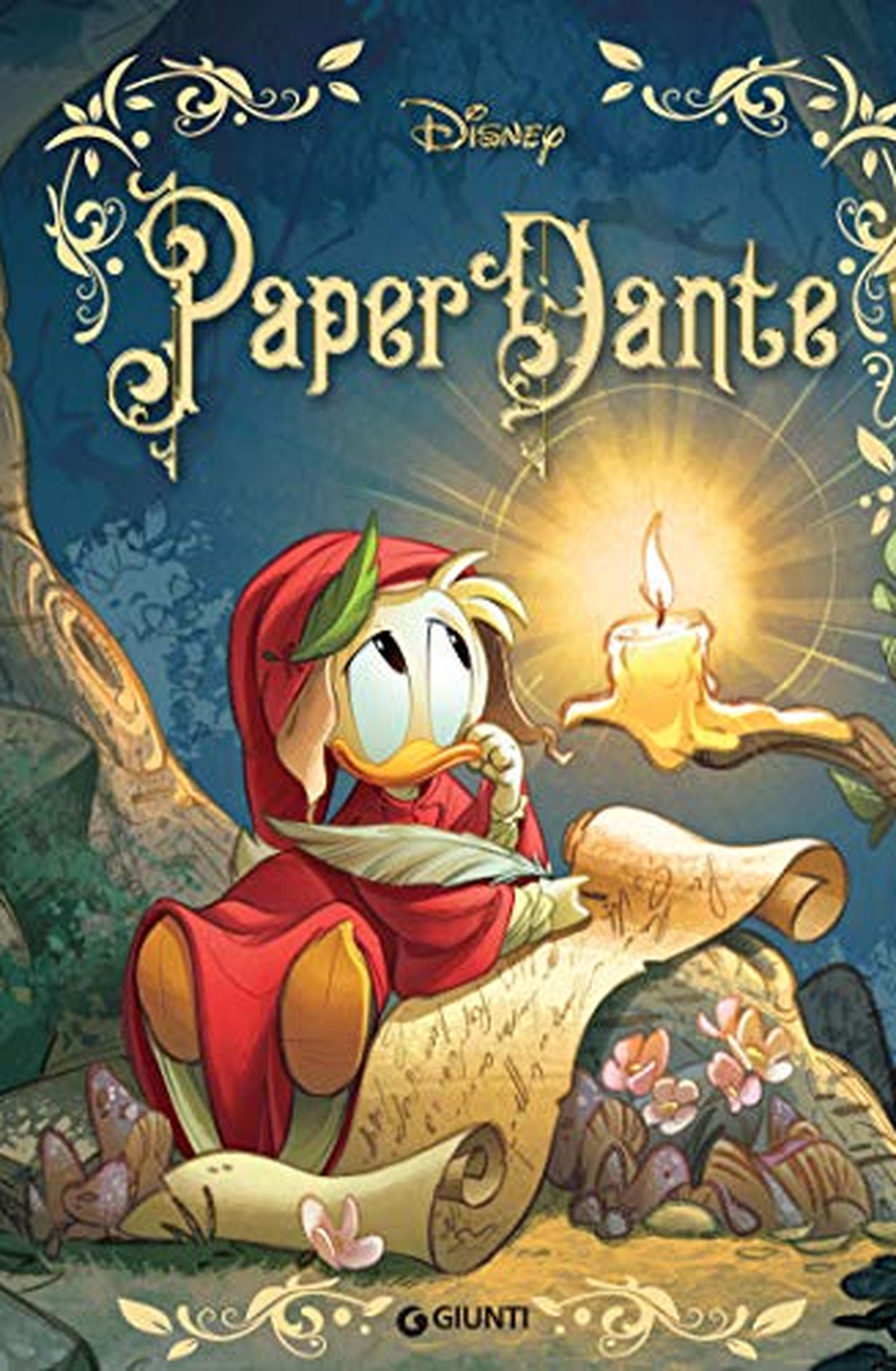 PaperDante (Letteratura a fumetti Vol. 17)