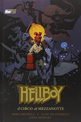 Il Circo di Mezzanotte. Hellboy special