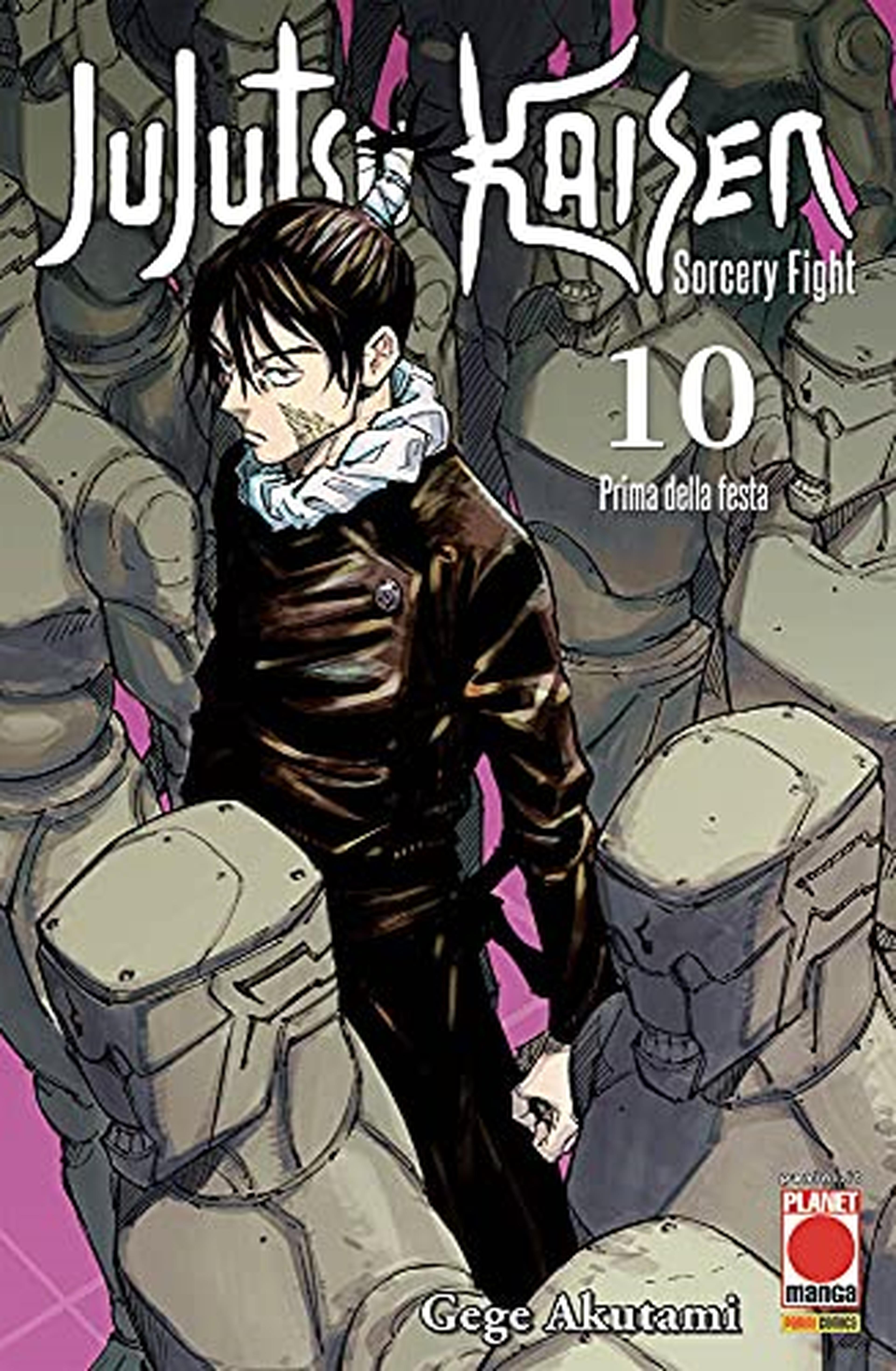 Jujutsu Kaisen. Sorcery Fight (Vol. 10)