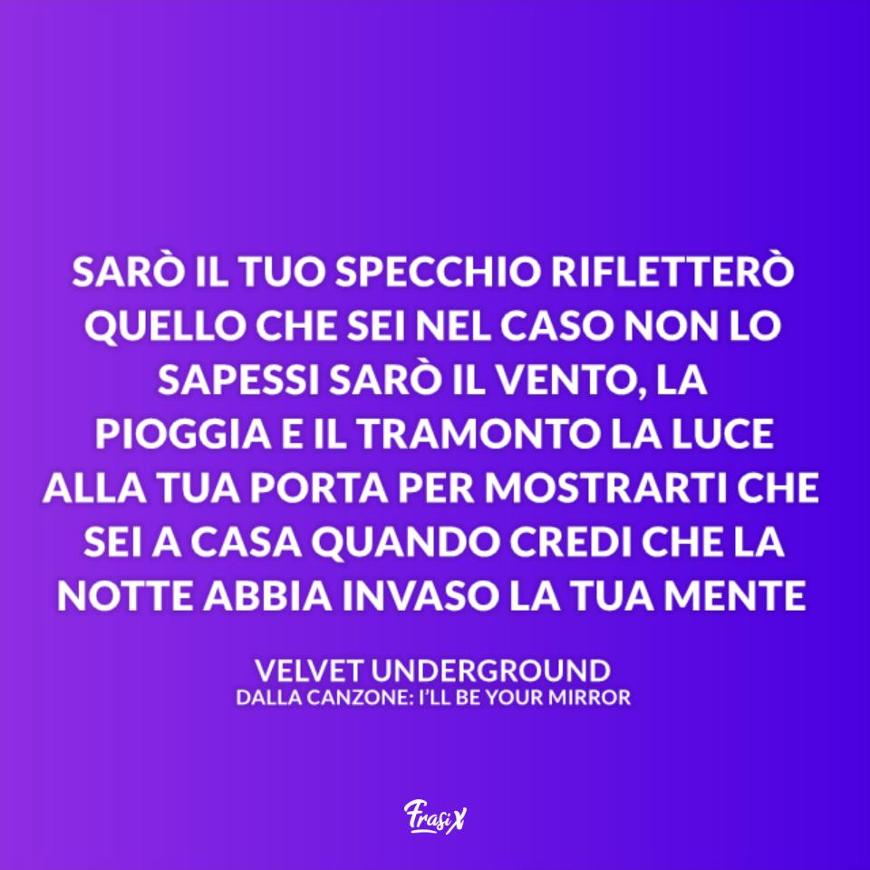 I'll Be Your Mirror - Velvet Underground