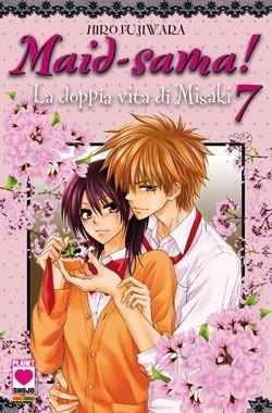 Maid-Sama! 7 - Manga Kiss 14 [ La Doppia Vita Di Misaki ]