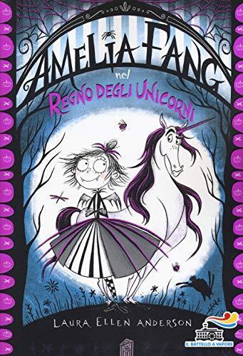 Amelia Fang nel regno degli unicorni
