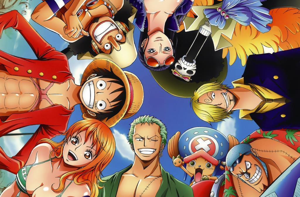 One Piece frasi