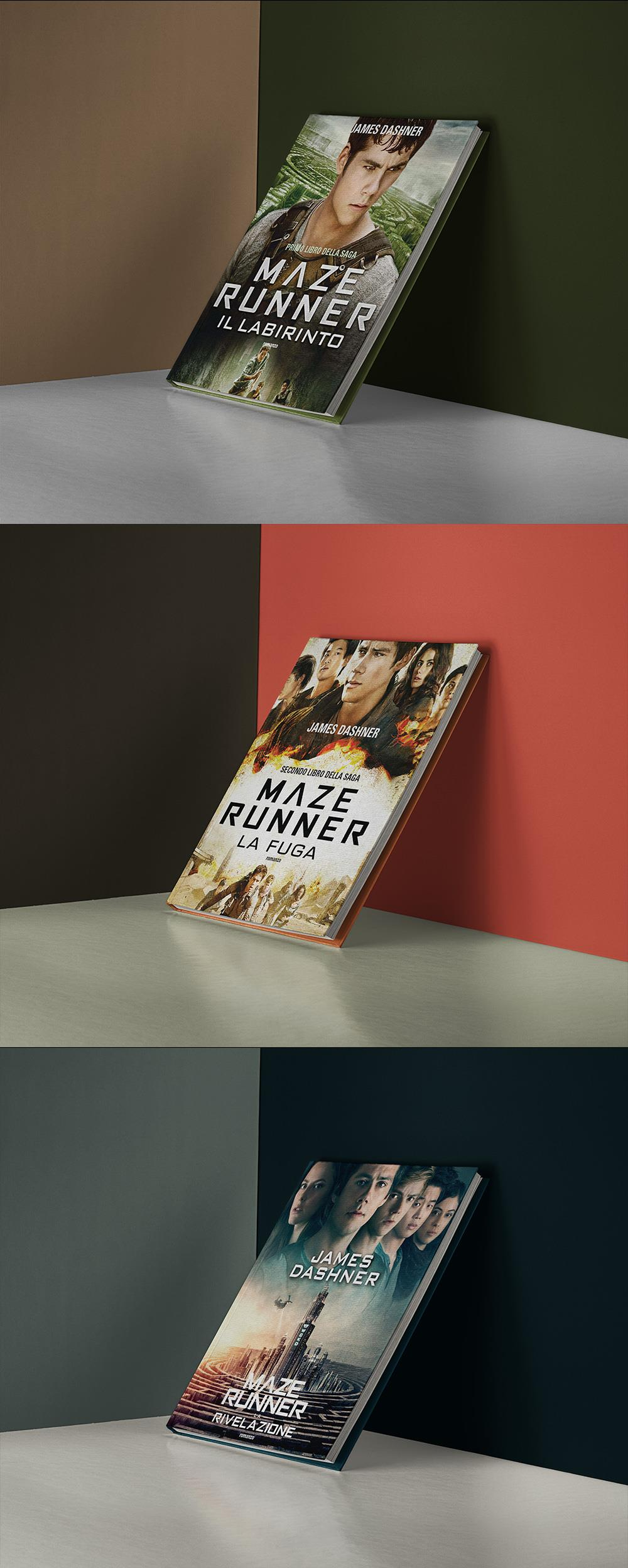 The Maze Runner Trilogia principale