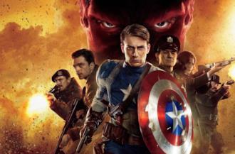 Copertina Captain America frasi