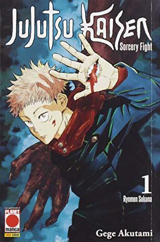 Jujutsu Kaisen. Sorcery Fight: 1