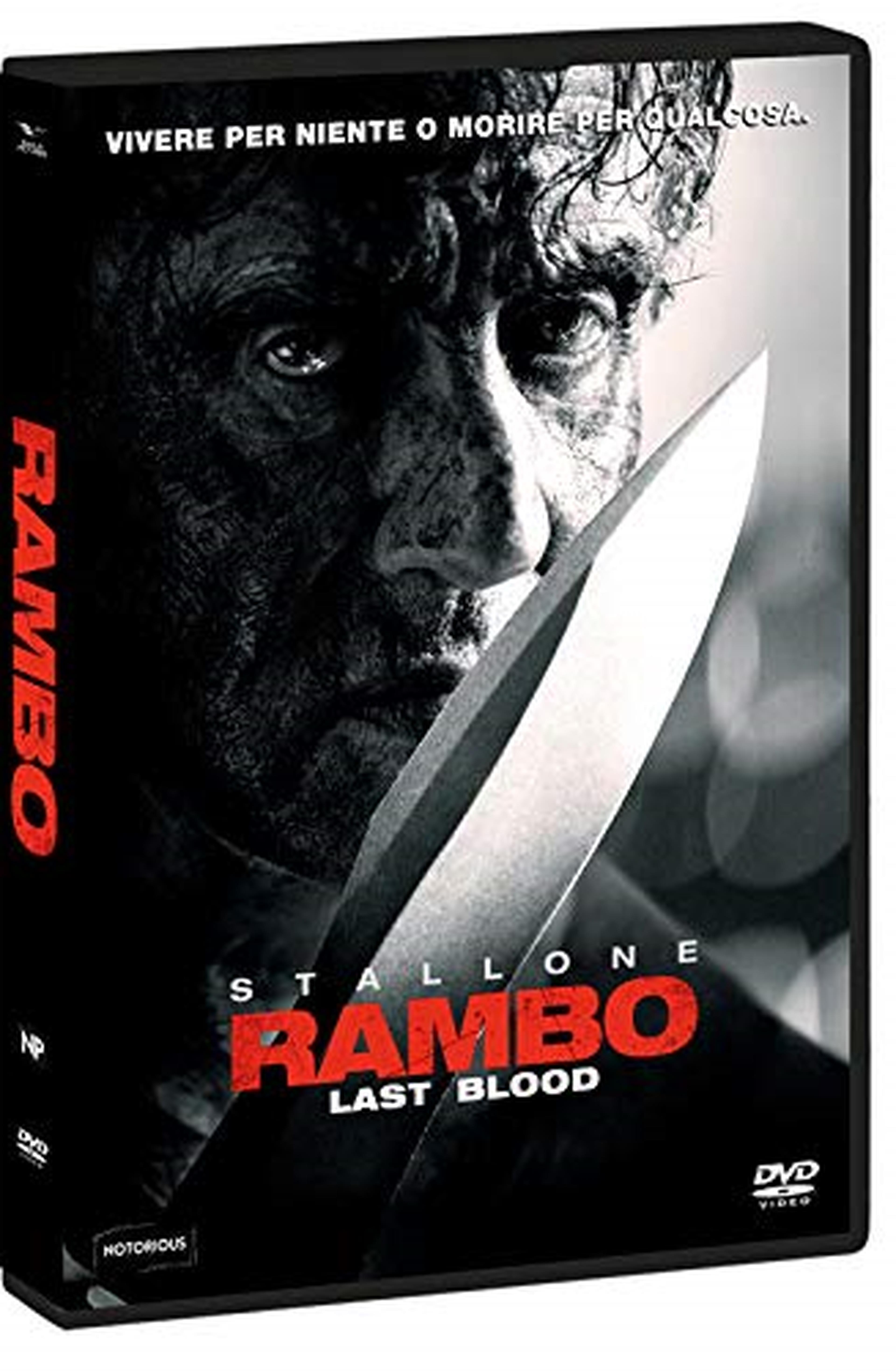 Rambo: Last Blood  (DVD)