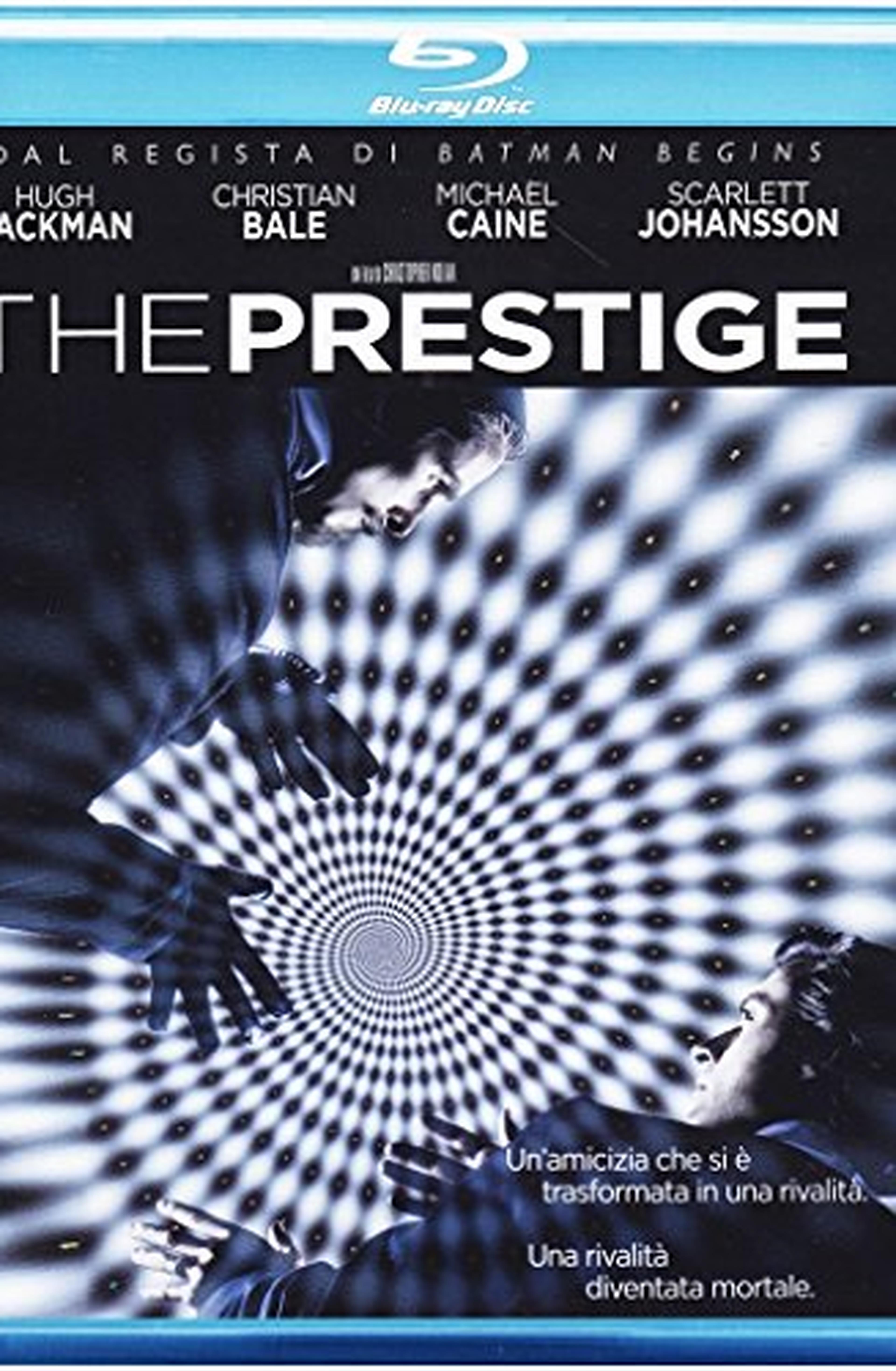 The Prestige (Blu-ray)