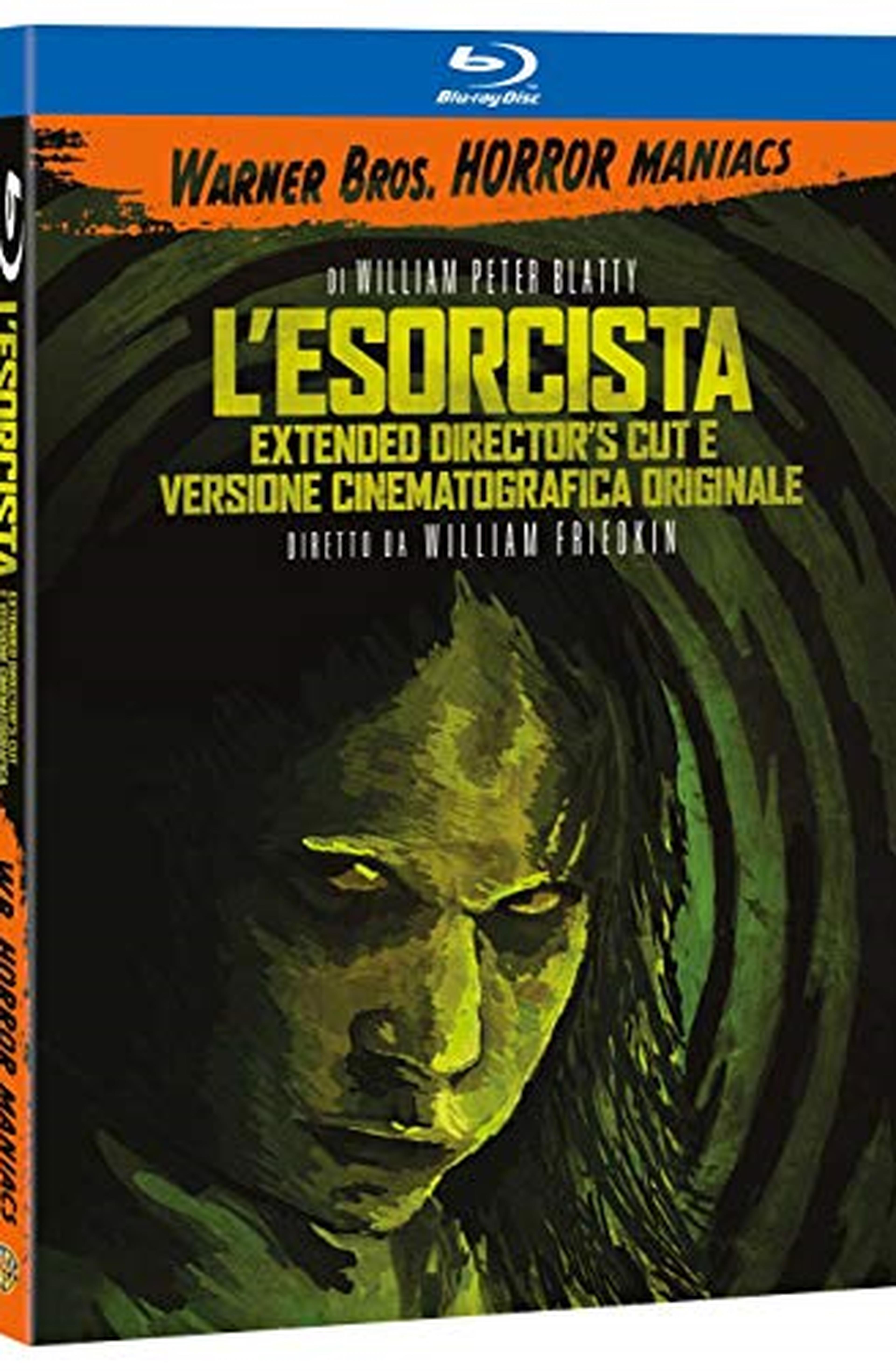 Cofanetto Blu-ray de L'esorcista