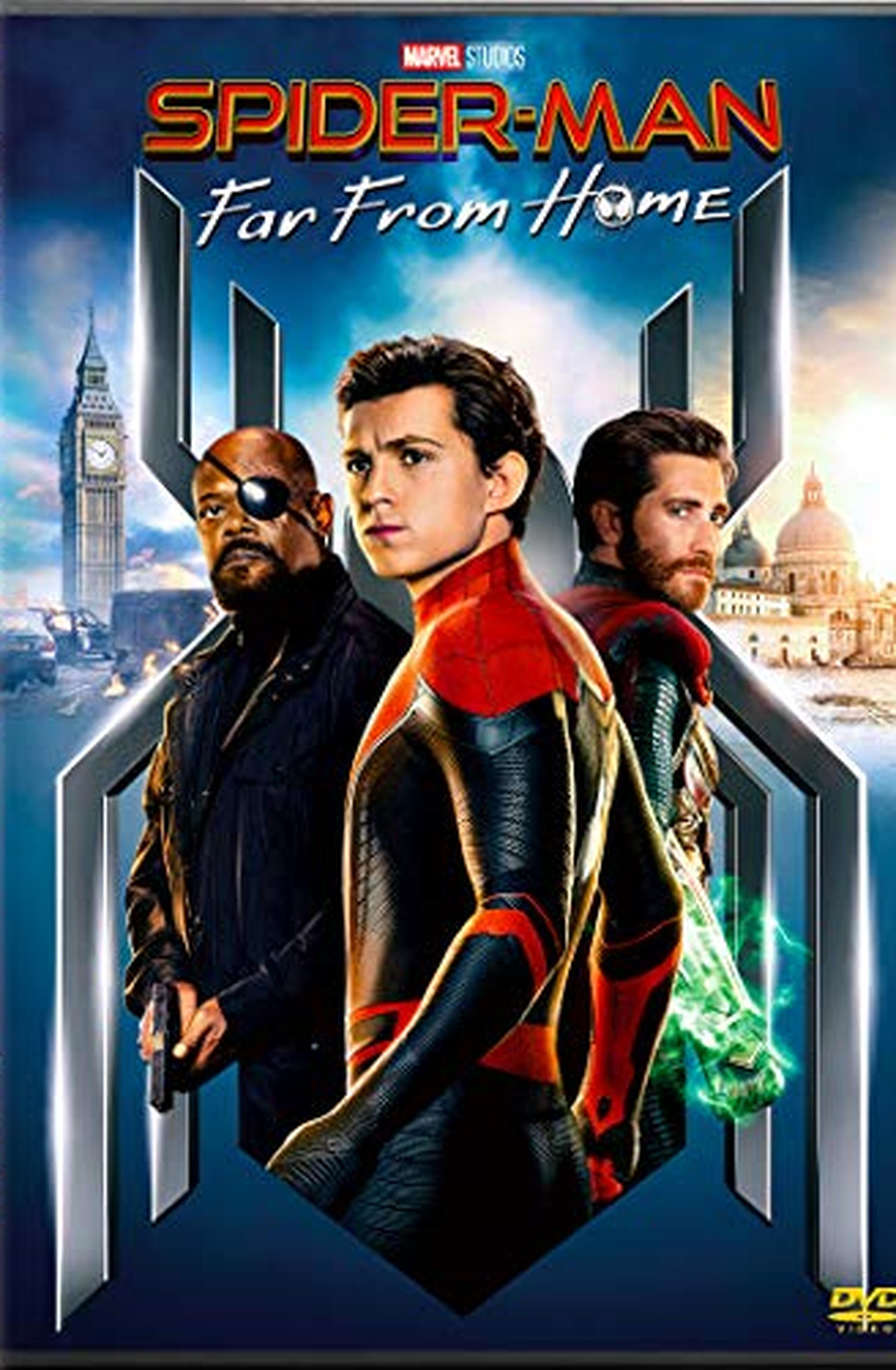 Spider-Man: Far From Home  ( DVD)
