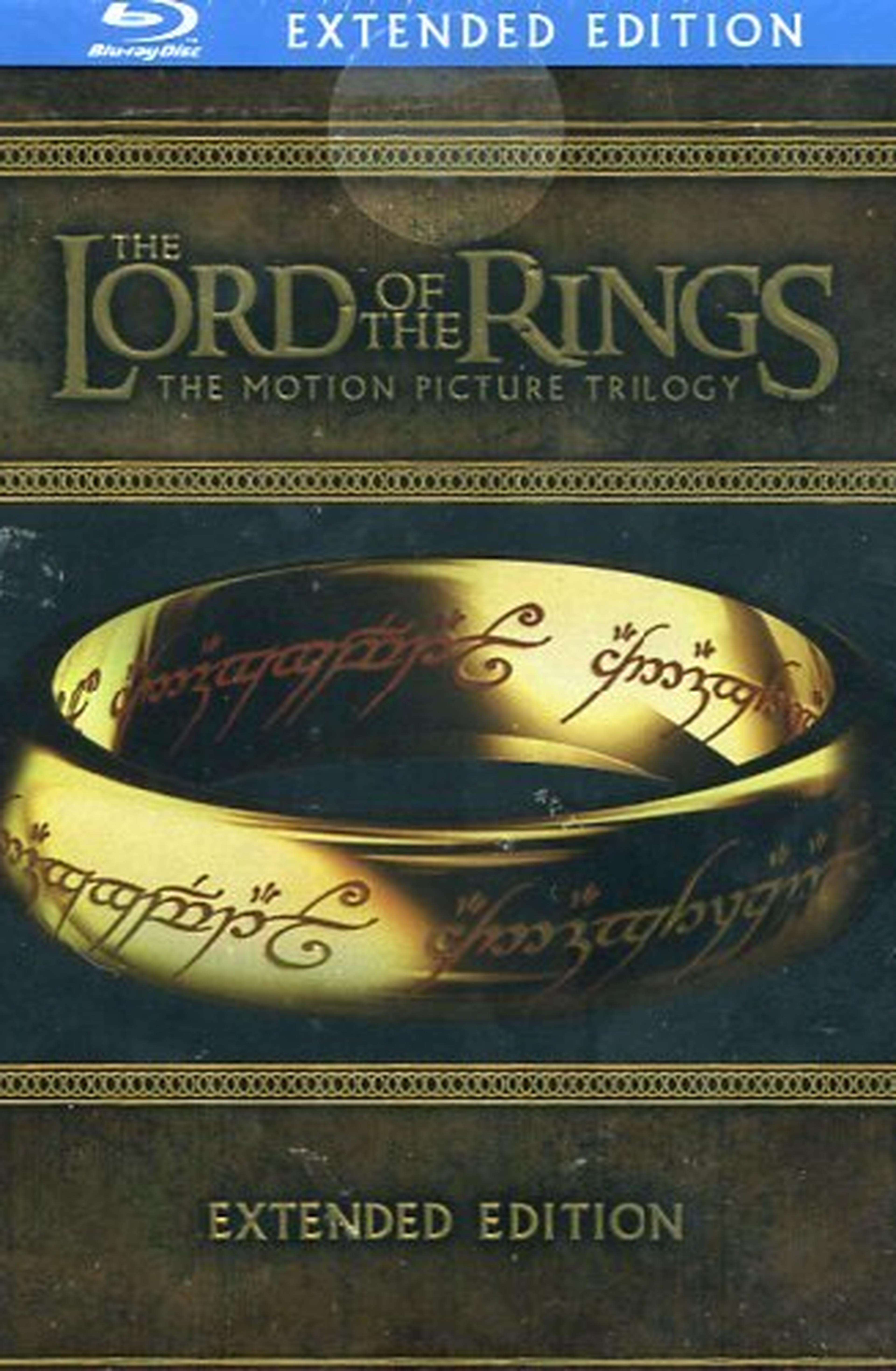Cofanetto Blu-ray de Il Signore degli Anelli
