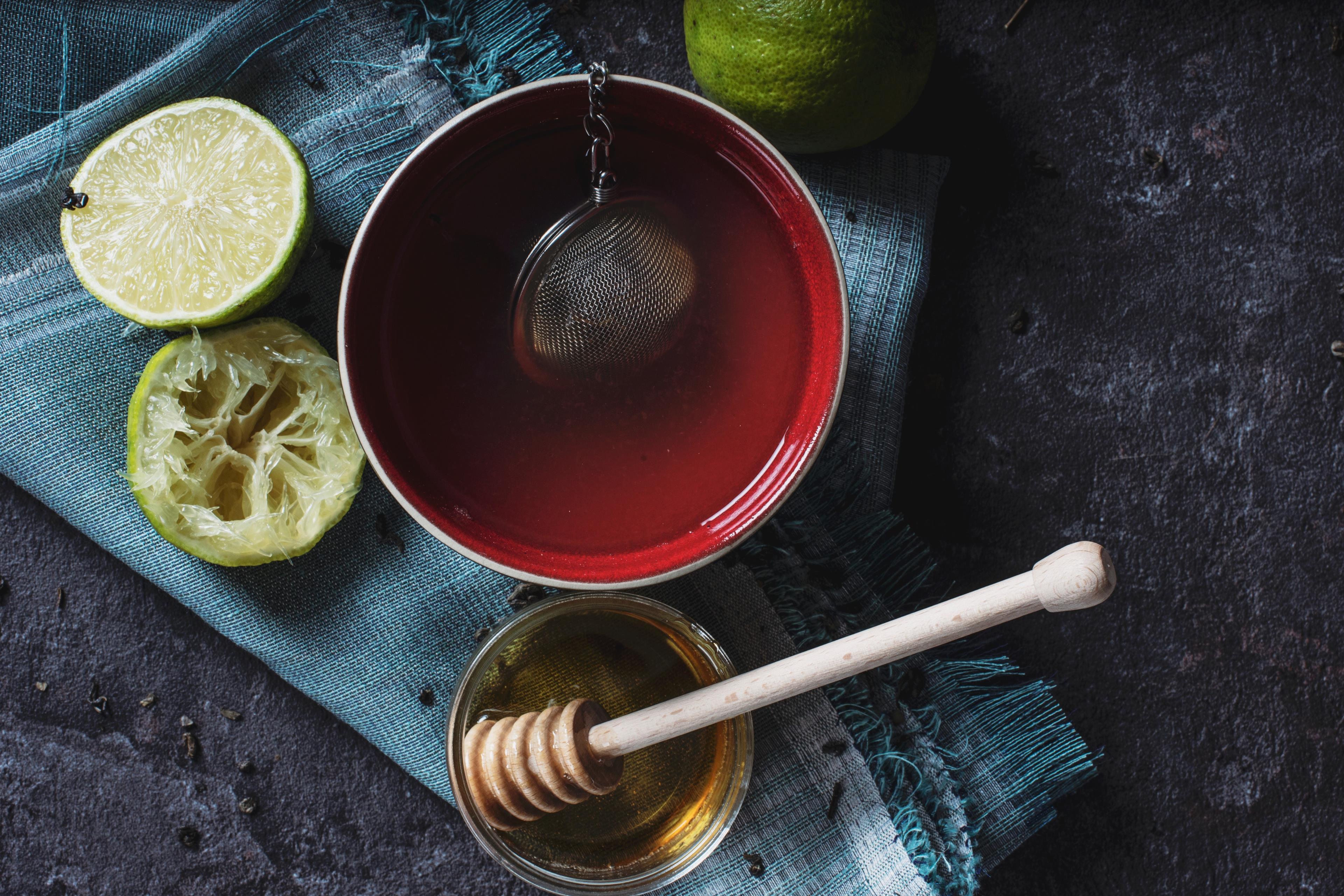 Come preparare l'infuso zenzero e limone