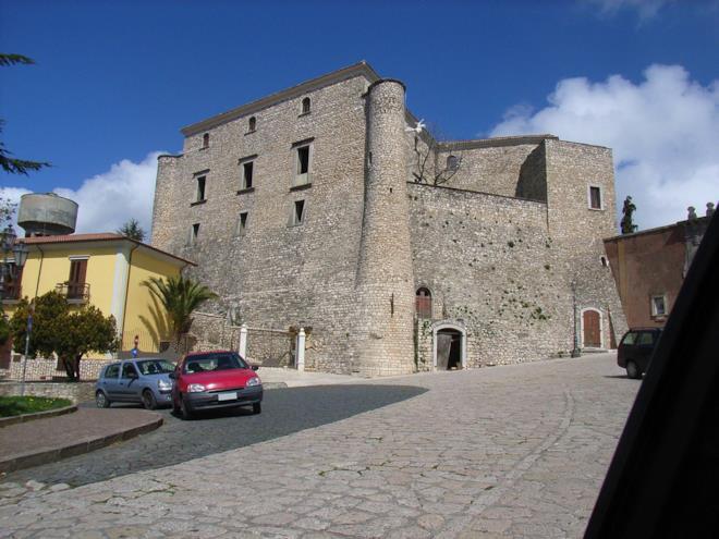 Il castello medievale di Montemiletto