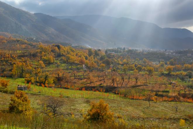 Laceno, frazione di Bagnoli Irpino