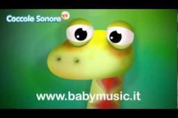 La danza del serpente: testo e video della canzone gioco