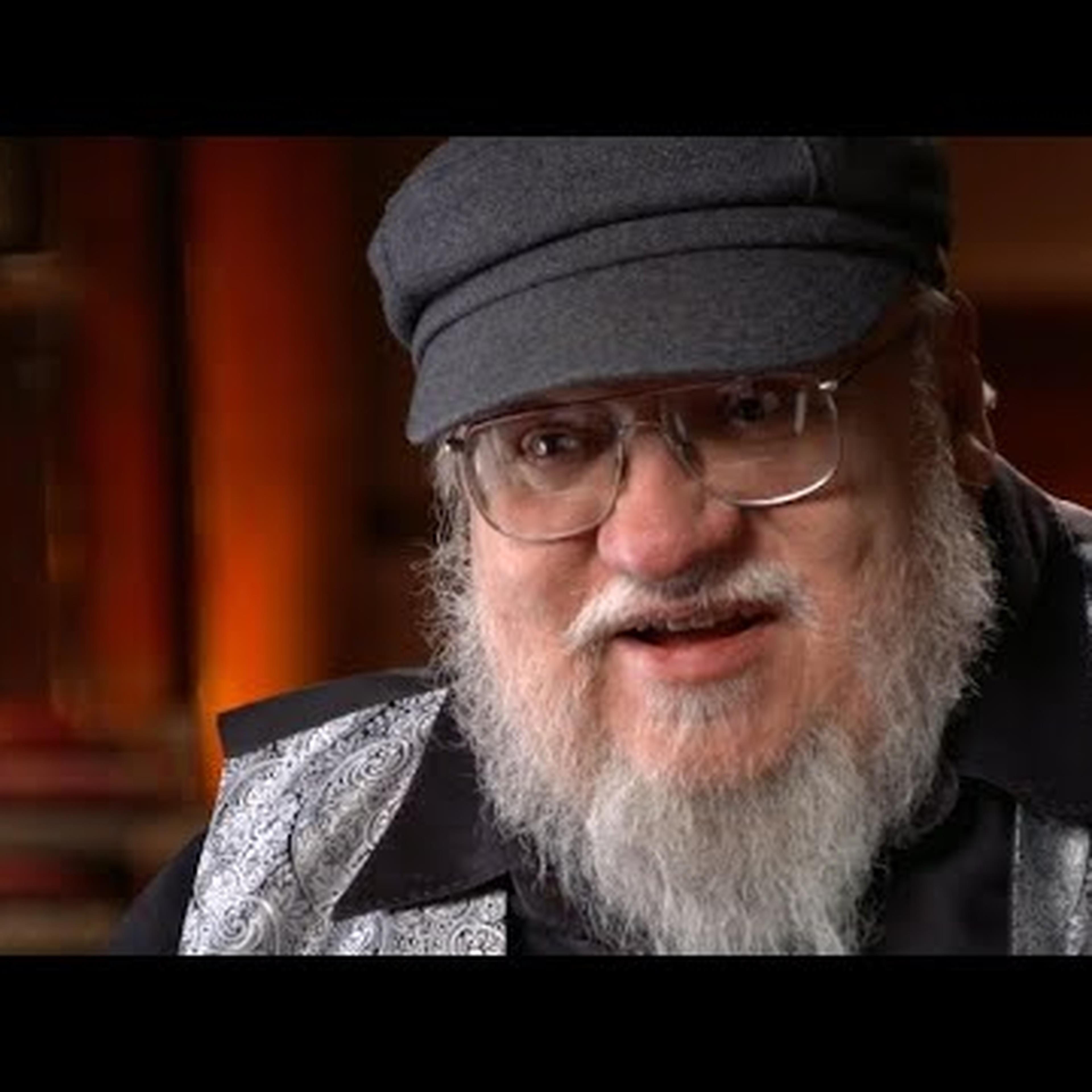 George R. R. Martin ci ripensa: i finali dei libri e di Game of Thrones non sono così diversi